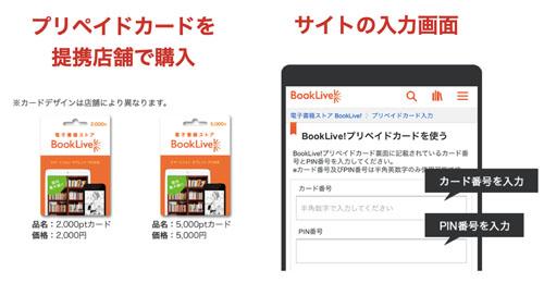 【使い方】BookLive!